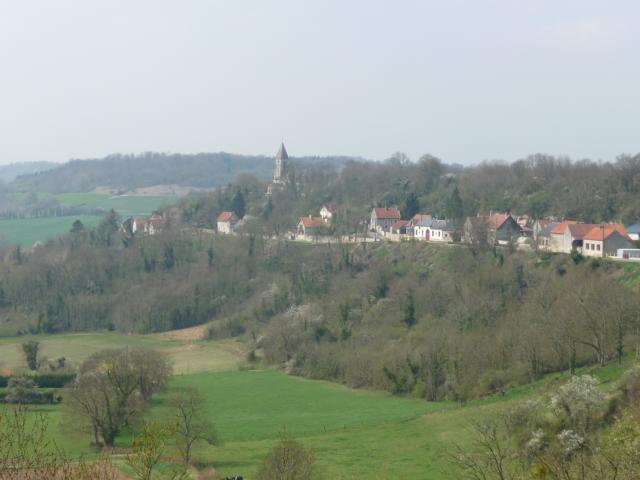 Paissy Vue Sur Le Village©adrt02
