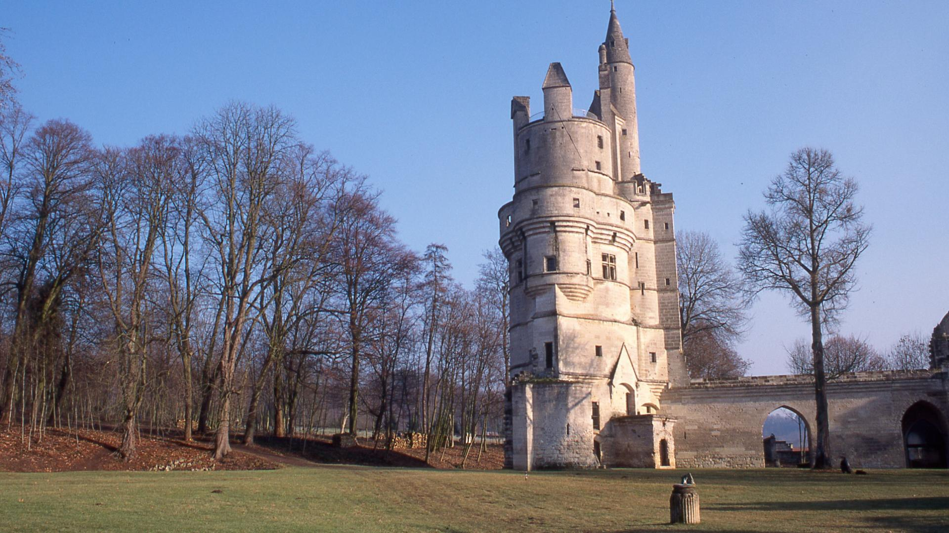 Donjon de Septmonts