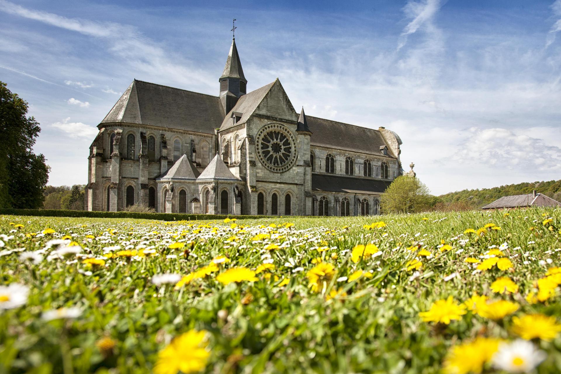 L'abbaye De Saint Michel Min